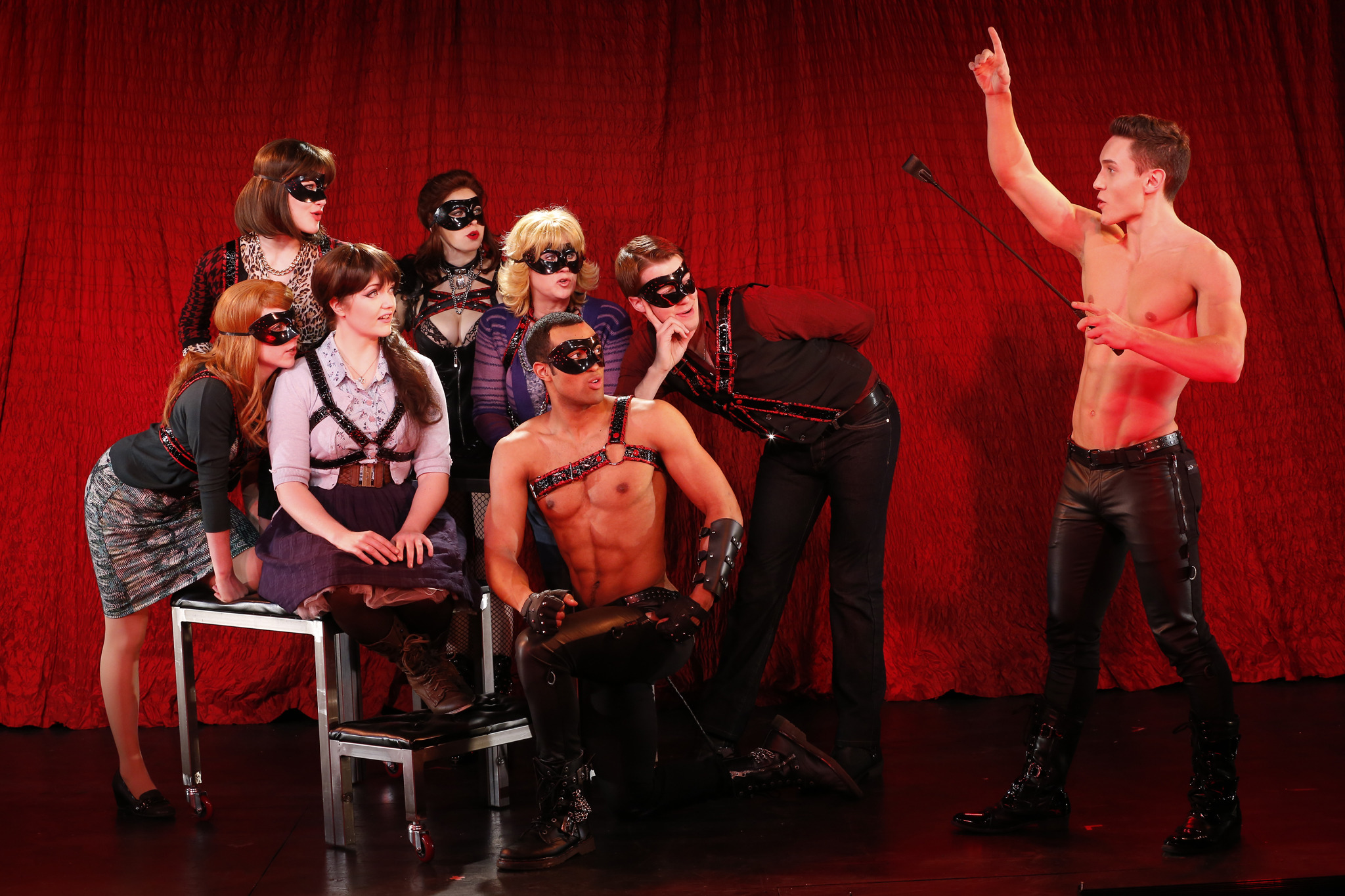 50 Shades! The Musical—The Original Parody