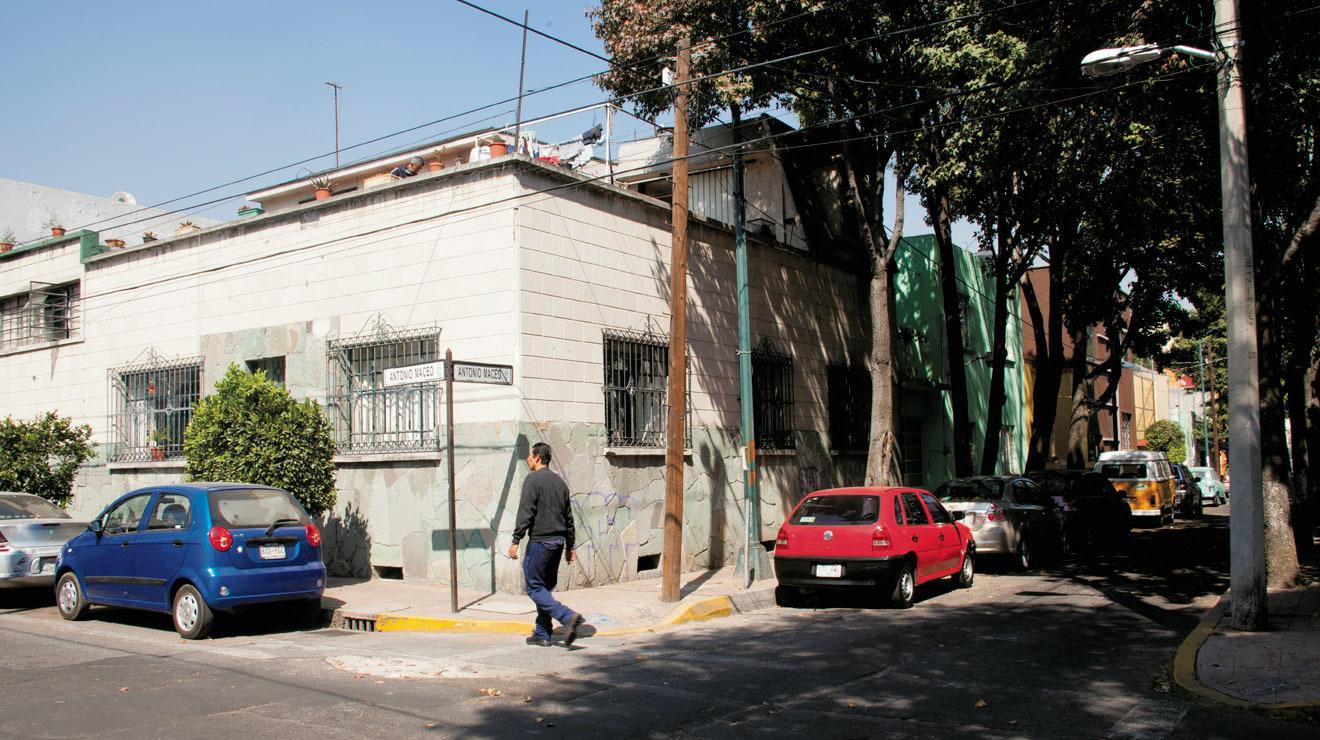 Cerrada Antonio Macedo