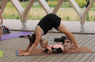 Parent & Toddler Yoga