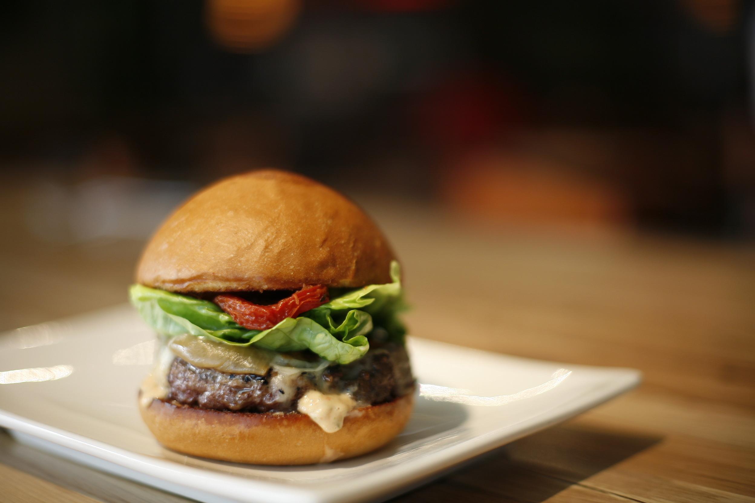 We're getting an Umami Burger!