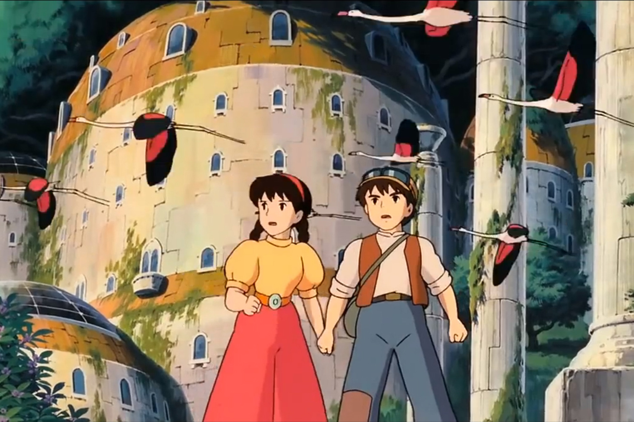 Best Studio Ghibli films: Castle in the Sky