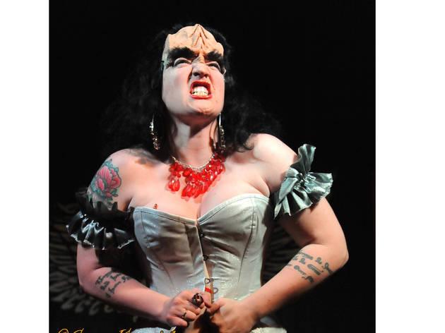 Hotsy Totsy Burlesque's Tribute to Star Trek