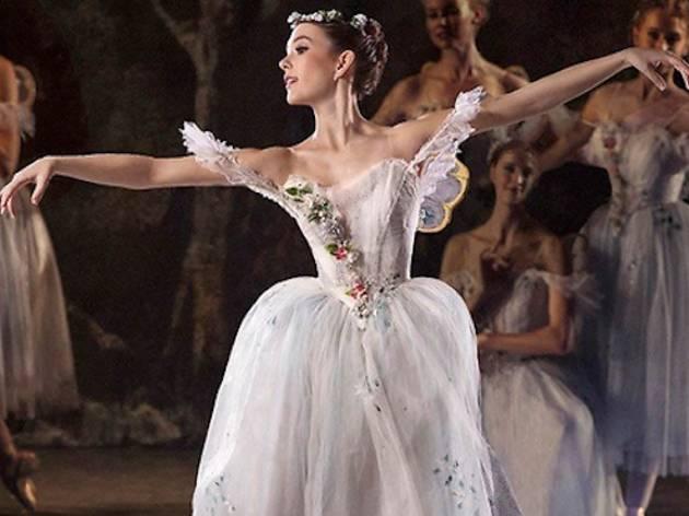 Los Angeles Ballet: La Sylphide