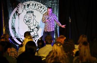 Laughing Boy Comedy Club Hackney