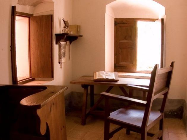 Escaladei Carthusian Monastery (La Morera de Montsant)