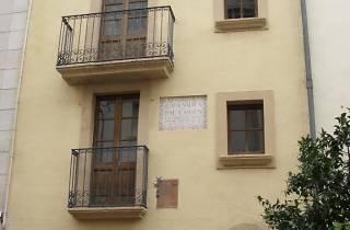 Casa nadiua de Pau Casals