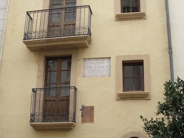 Pau Casals' birthplace