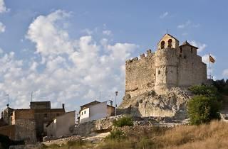 Santa Creu Castle in Calafell