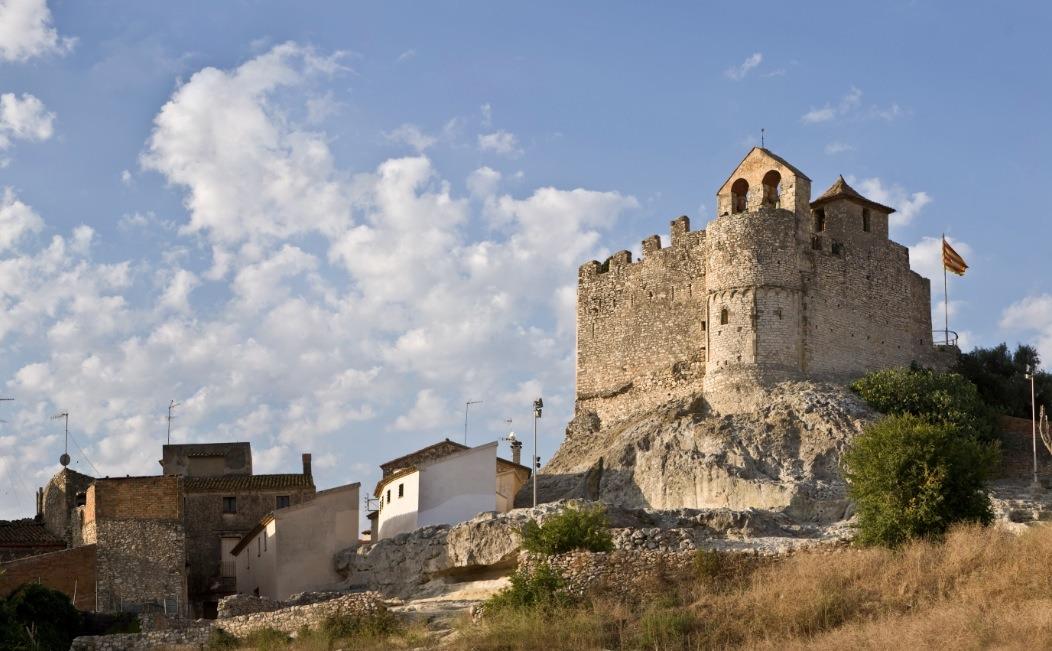 Castell de la Santa Creu de Calafell