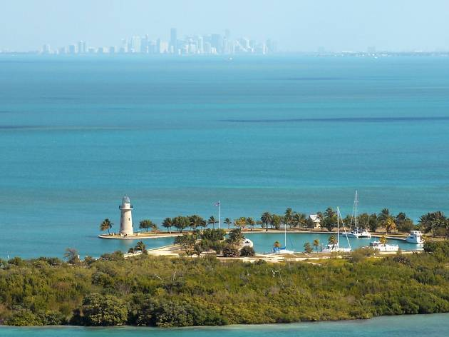 Biscayne National Underwater Park, Wildlife and attractions, Miami