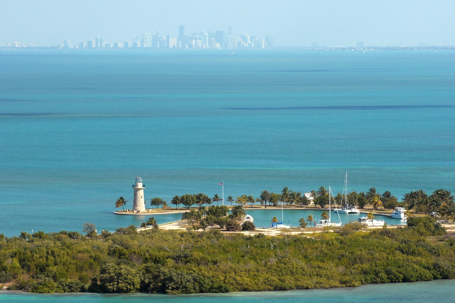 Biscayne National Underwater Park