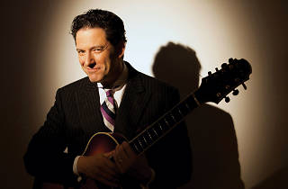 John Pizzarelli: Strictly Bossa Nova