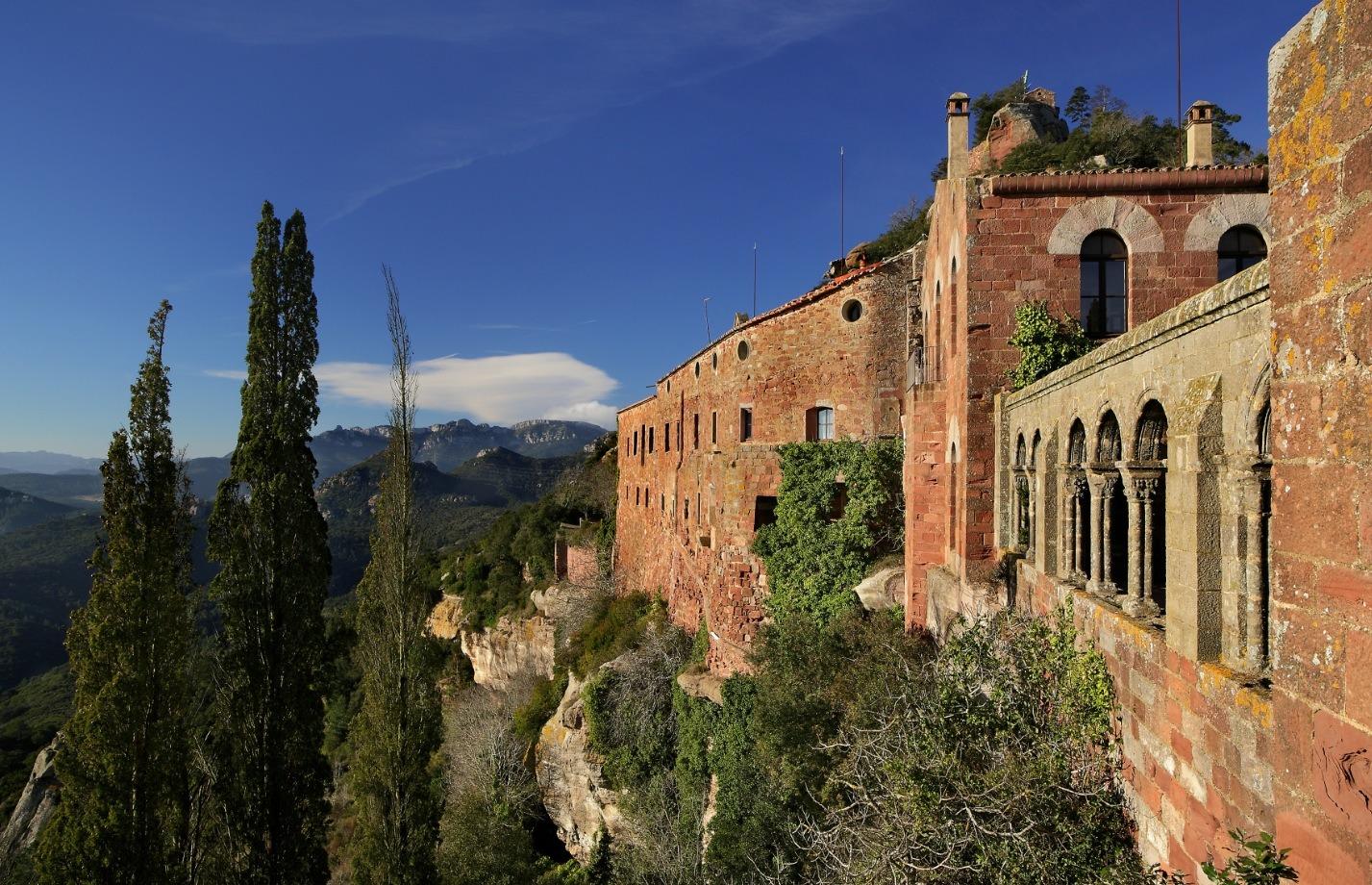 Castle-Monastery of Escornalbou (Riudecanyes)
