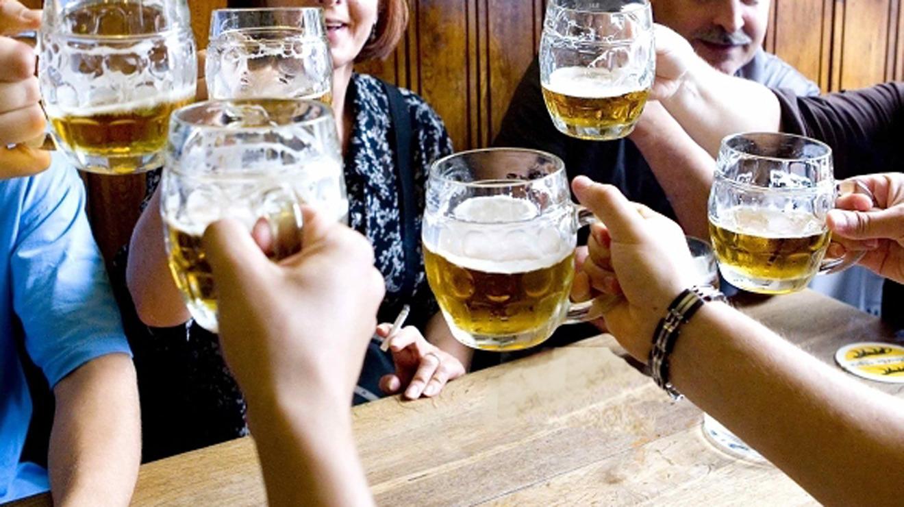 Cheers, drinking songs