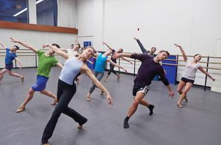 Juilliard Dances Repertory