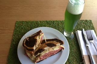 Café Röckenwagner Celebrates St. Patrick's Day