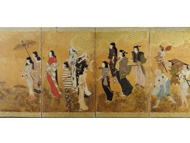 """Points of Departure: Treasures of Japan from the Brooklyn Museum"""