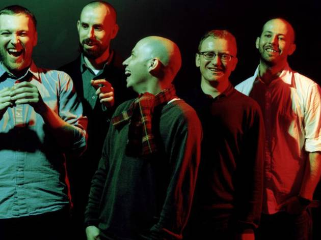 Mogwai play Atomic