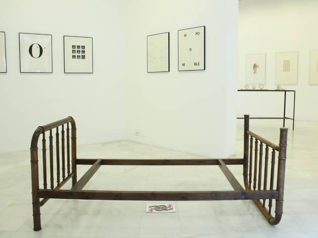 Joan Brossa. Poesia visual - Poemes objecte