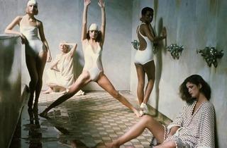 (Deborah Turbeville, 'Vogue' (Etats-Unis), mai 1975 / © 1975 Condé Nast)
