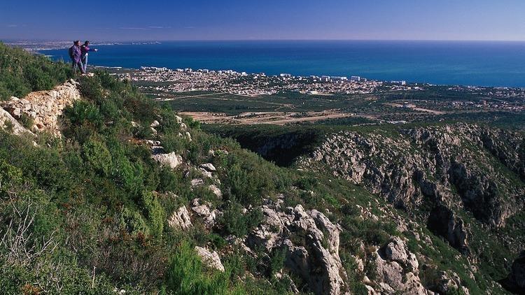 Muntanyes de l'Hospitalet de l'Infant i la Vall de Llors