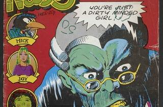 The Trials of Nasty Tales (© Dave Gibbons)