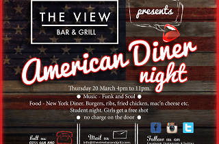American Diner Night at The View