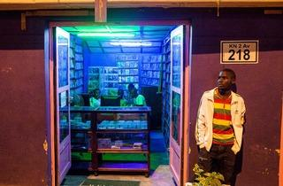 Fabrice Musafiri ('Kigali Streelife By Night')