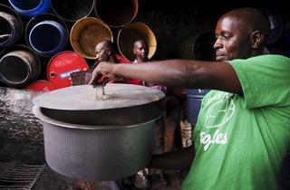 John Mbanda ('Kigali Workshops 1')