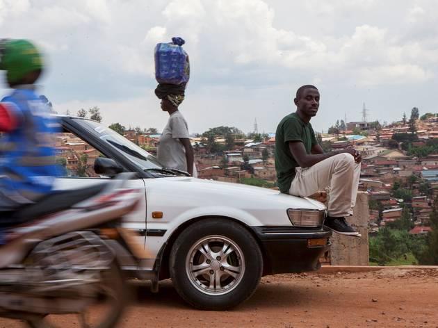 Andrew Esiebo ('Sam & His Taxi')
