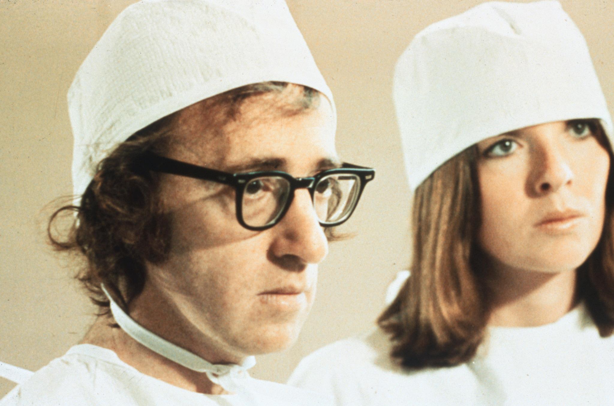 Sleeper (1973)
