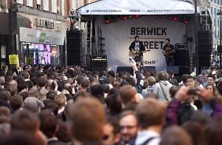 Berwick Street's Record Store Day