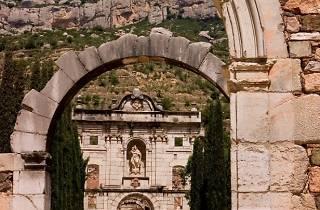 Escaladei Carthusian monastery (Priorat)