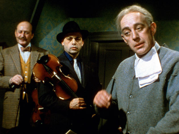 Comedy films: The Ladykillers
