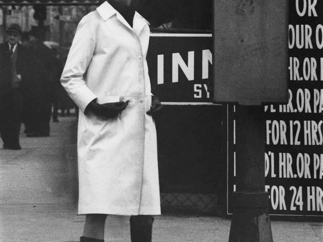 (David Bailey, 'Vogue' (Etats-Unis), avril 1962 / © 1962 Condé Nast)