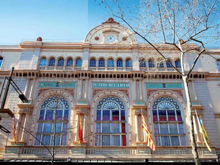 Espais recuperats de Barcelona
