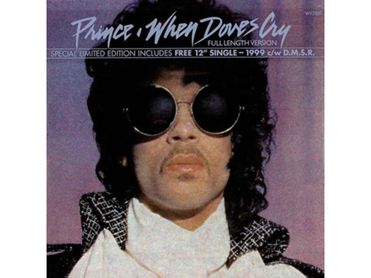 """""""When Doves Cry"""" by Prince (Purple Rain, 1984)"""