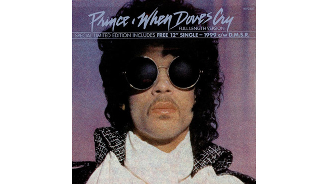 """When Doves Cry"" by Prince (Purple Rain, 1984)"