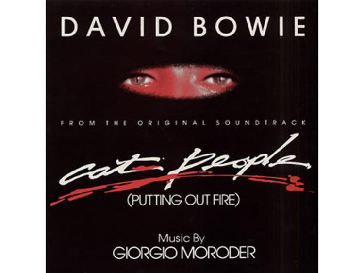 """""""Cat People (Putting Out Fire)"""" by David Bowie (Cat People, 1982)"""