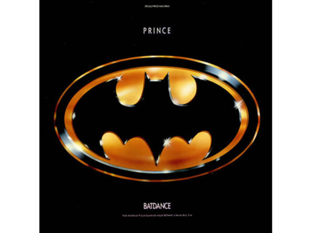 """Batdance"" by Prince (Batman, 1989)"