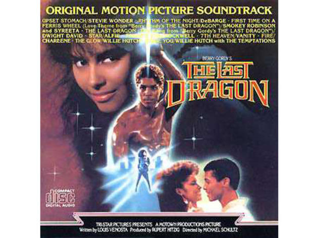 """Rhythm of the Night"" by DeBarge (The Last Dragon, 1985)"