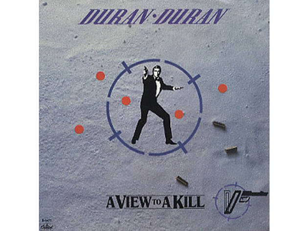 """A View to a Kill"" by Duran Duran (A View to a Kill, 1985)"