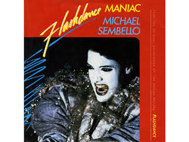 """Maniac"" by Michael Sembello (Flashdance, 1983)"