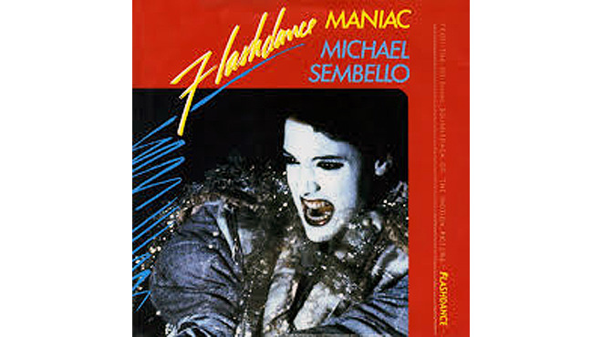 """Maniac"" by Michael Sembello"