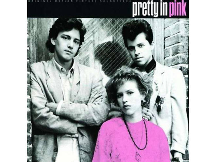 """""""Pretty in Pink"""" by the Psychedelic Furs (Pretty in Pink, 1986)"""
