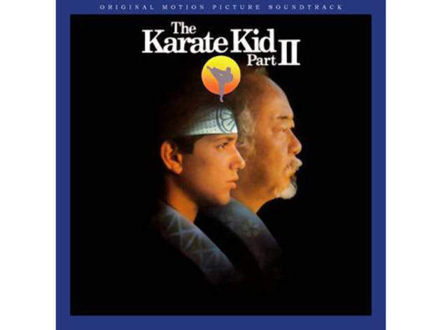 """Glory of Love"" by Peter Cetera (The Karate Kid, Part II, 1986)"