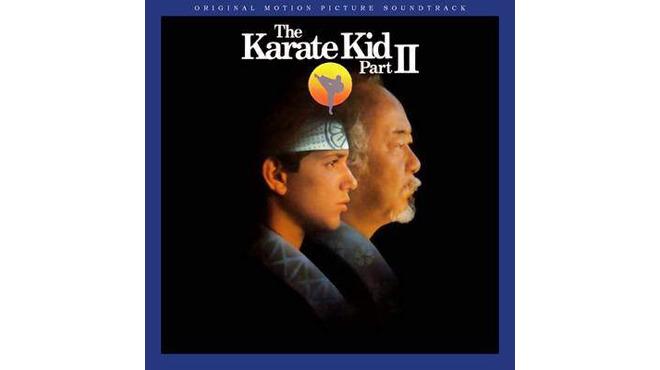 """""""Glory of Love"""" by Peter Cetera (The Karate Kid, Part II, 1986)"""