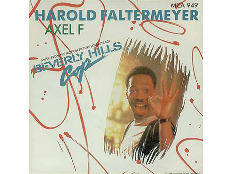 """""""Axel F"""" by Harold Faltermeyer (Beverly Hills Cop, 1984)"""