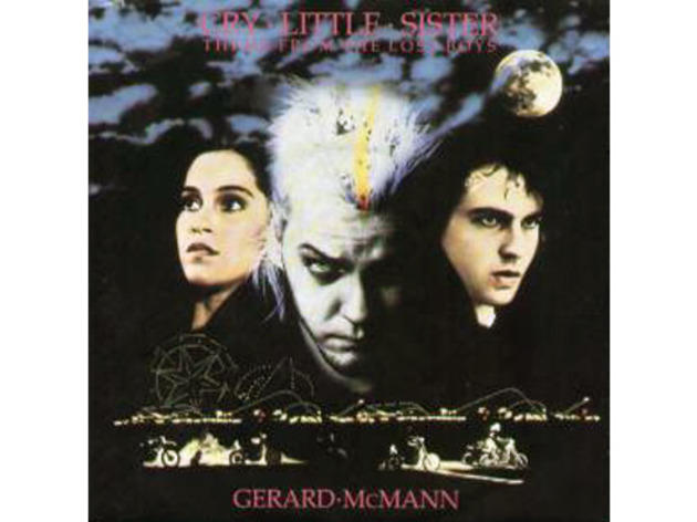 """Cry Little Sister"" by Gerard McMann (The Lost Boys, 1987)"