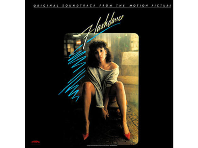 """Flashdance… What a Feeling"" by Irene Cara (Flashdance, 1983)"